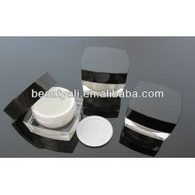 5G 15G 15G 30G 50G 100G Square Cosmetic Acrylic Jar For Cream