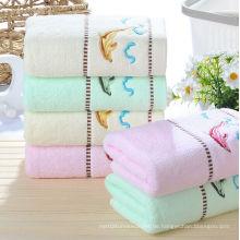 100% Baumwolle Jacquard Handtuch Bad Handtuch