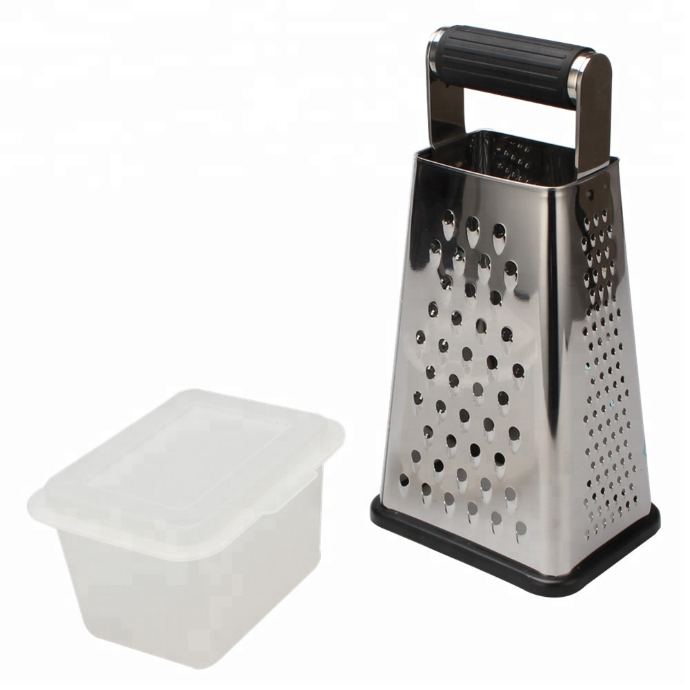 Kitchen Cheese Grater Vegetable Slicer Stainless Steel 1