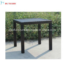 C-Hot-Selling New Design High Quality Rattan Furniture Square Table