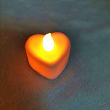 Bougie Party Favors LED bougies chauffe-plat en vrac