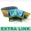 Vivid Wholesale Custom Learning Cardboard 3d Children Book