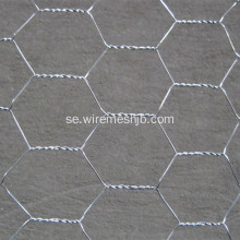 Galvaniserad hexagonal Wire Fencing-Chicken Wire Mesh