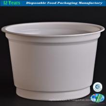 Бумажный стакан с индивидуальным логотипом для продуктов питания
