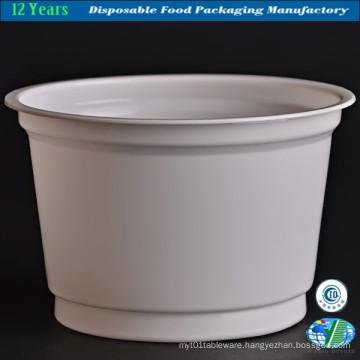 PP Plastic Bowl for Ice-Cream/Soup/Yogurt