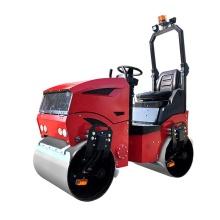 Diesel Gasoline Engine 2TON Vibration Road Rollers Compactor