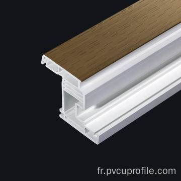 Portes de profilés en PVC Windows