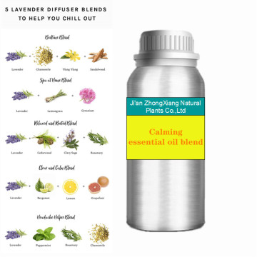 Aceite Esencial Pure Natural Calm Blend