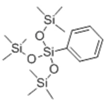 Phenyltris(trimethylsiloxy)silane CAS 2116-84-9