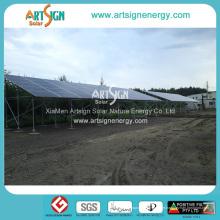 Solarcarport-Struktur Stahl-PV-Parkplatz-Sonnensystem 01