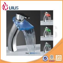 Современный стеклянный кран современный смеситель для ванной комнаты (YL-8012)