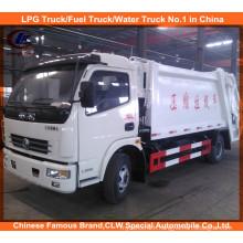 10cbm 15cbm Compactor Garbage Truck for Sale