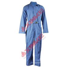 100%cotton insect resistant coverall for outdoor workers