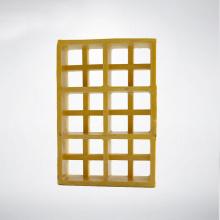 Fiberglass Reinforced Plastic Gratings  FRP Mesh Grid