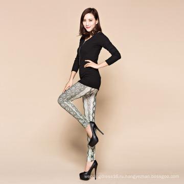 Фитнес одежда женщины сжатия брюки Йога Леггинсы брюки женщины