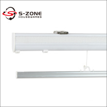 Hand Lifting Roman Blind Track Aluminum Competitive Price