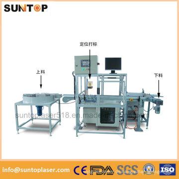 Lagerung automatische Lasermarkierung Maschine / Lager Laser Markierung komplette Linie