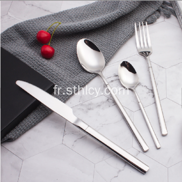 Ensemble de coutellerie Golden Spoon Fork Knife