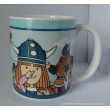 Porzellan-Kaffeebecher (CY-P144A)