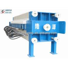 Entwässerungsausrüstung des Hochdruck-pp. Membranfilters