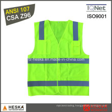 Safety Velcro Summer Reflective Running Vest