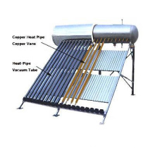 Chauffe-eau solaire à haute pression Heat Pipe