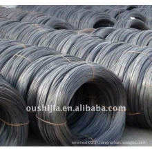 Anping Black Bright Annealed Iron Wire (usine)
