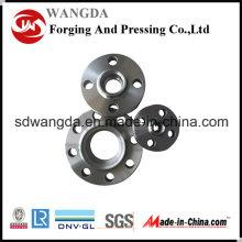 ANSI JIS DIN BS GB Standard Carbon Steel Pipe Flange