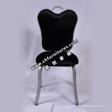 Cadeira do hotel de baloiço preto (YC-C82-02)