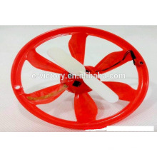 Newest Children Creative Mystery UFO Floating Flying Disk Magic Cool Trick Saucer Toy Sensor Flying UFO Funny Toys
