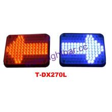 LED Display tela polícia aviso luz Bar com seta (TBD-DX270L)