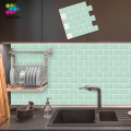 Pegatinas de azulejos de lujo Peel and Stick Kitchen Backsplash