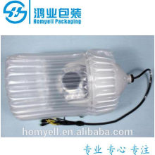 inflatable air column packaging bag for surveillance camera
