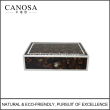 Hotell Amenity Set Pen Shell Polyresin Amenity Box