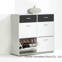 Color Mix Fashion Style Shoe Storage Cabinet (HF-EY08143)