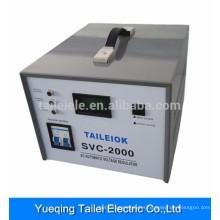 AC automatic voltage stabilizer/regulator 220v ac