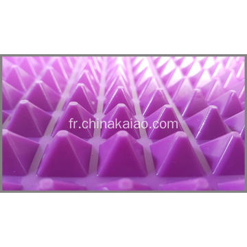 Nouvelle conception Muti-fonction pyramide Silicone cuisson tapis