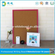 decorative rose frame cork board 45*60cm