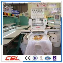 CBL 1200rpm высокоскоростная одна головка 12 иглоукалыватель вышивальная машина