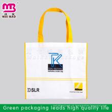 Design personalizado AZO livre pp não tecido transportadora lidar com saco atacado para embalagem
