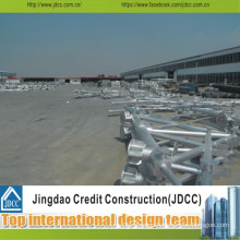 Easy Transport and Install New Style Steel Building