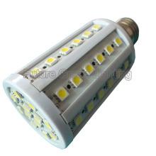 Dimmable 60 5050 SMD E27 LED Bombilla de maíz lámpara de luz 360degree