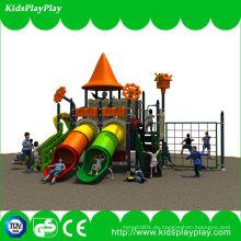 Vergnügungspark-Fabrik-Preis-Kind-im Freien Plastikspielplatz-Ausrüstung (KP14-102A)
