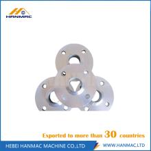 Alloy steel aluminum flange