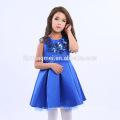 2017 Proveedor de China Al Por Mayor de Moda Kids Frock Designs Girl Party Wear Vestido de Los Niños con lentejuelas