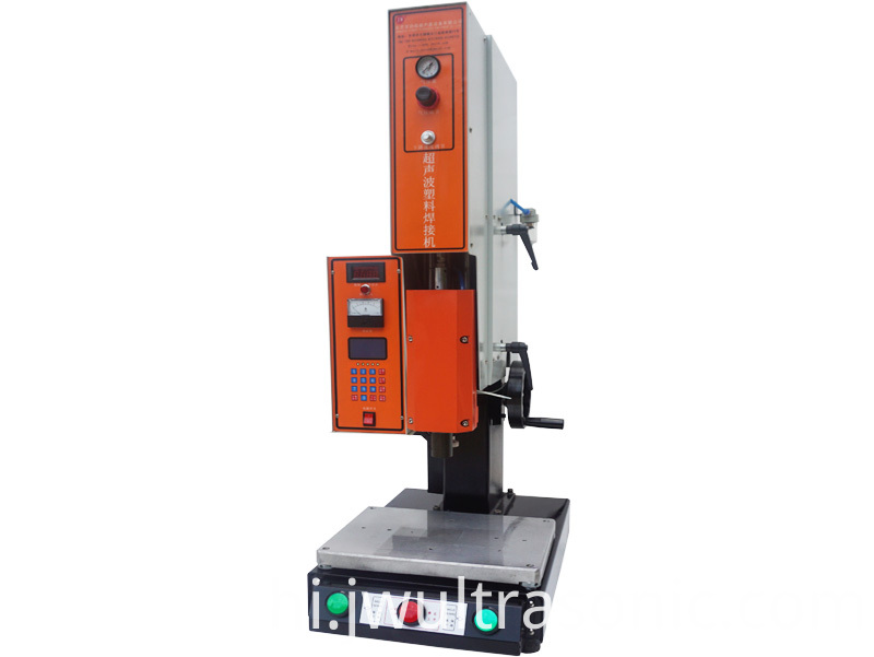 20K-40K Square Column Ultrasonic Plastic Welding Machine