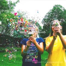 Souriant ! Les meilleurs confettis, Color Run, Party Supply 2017