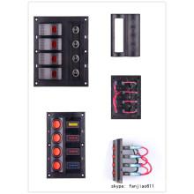 Waterproof Rocker Switch / Waterproof Switch Panel Yj-Af4 / Yj-Ap4