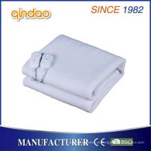Soft Polar velo cobertor aquecido com CE GS aprovação do certificado
