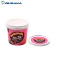 Round food container 1000ml transparen iml container